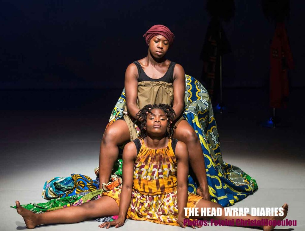 The Head Wrap Diaries by Uchenna Dance