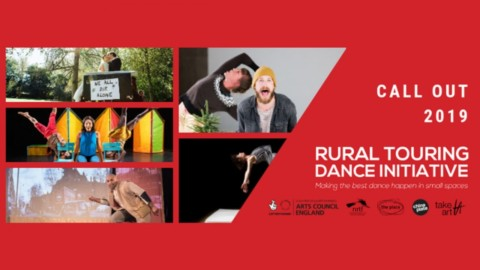 Rural Touring Dance Initiative announces call out for artists