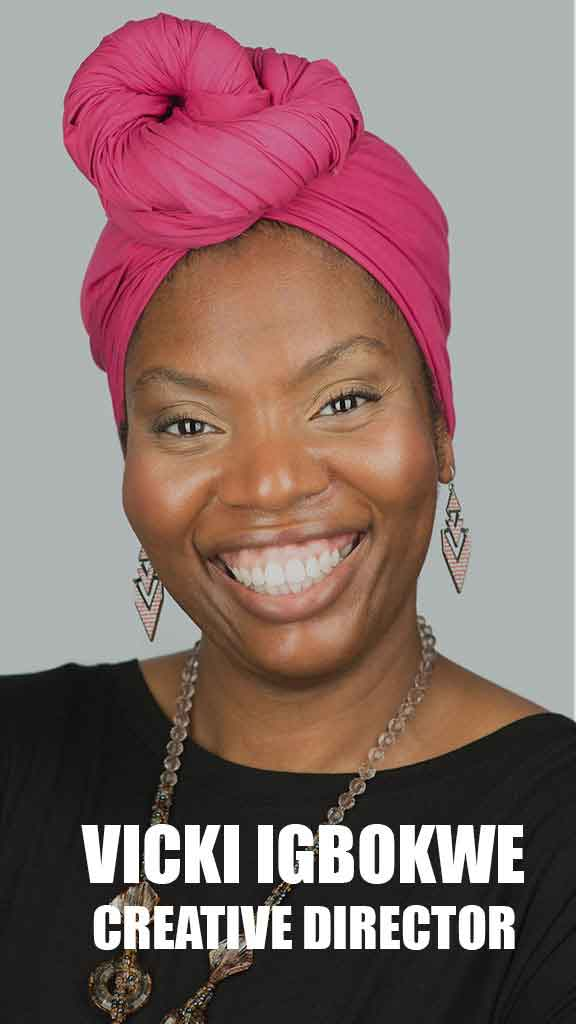 Vicki Igbokwe, Creative Director, Choreographer and Founder of Uchenna Dance